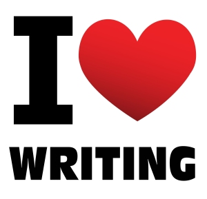I Heart Writing